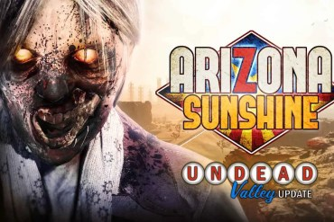Free 'Undead Valley' DLC Added to Arizona Sunshine! 52