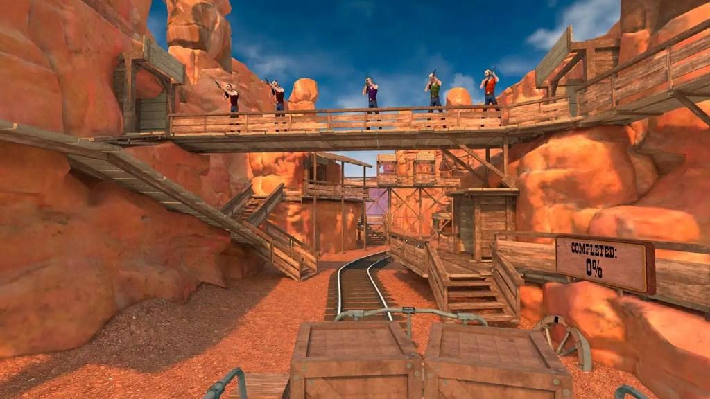guns'n'stories bulletproof vr oculus quest review