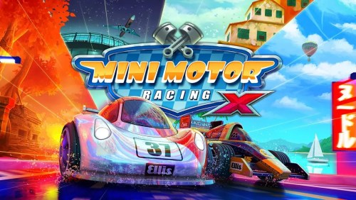 Mini Motor Racing X | Review 63