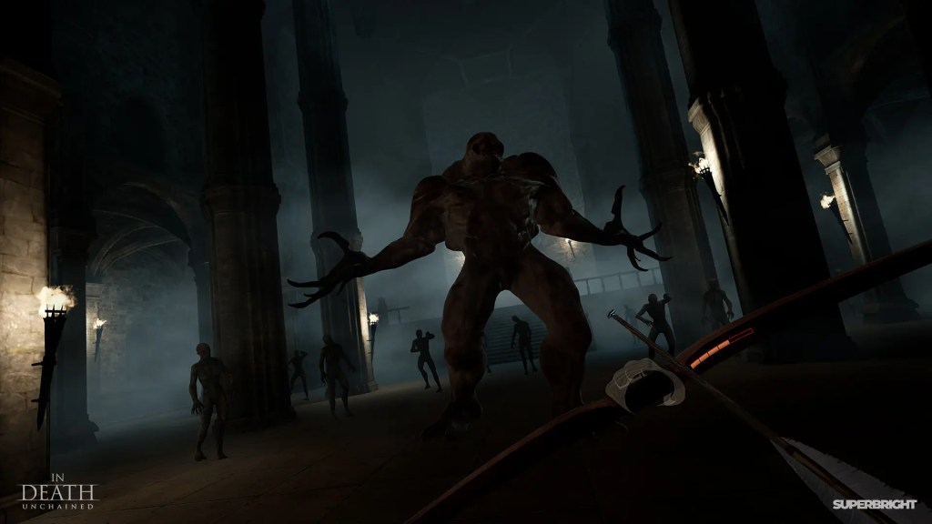 In Death: Unchained Announced as Oculus Quest Exclusive 70
