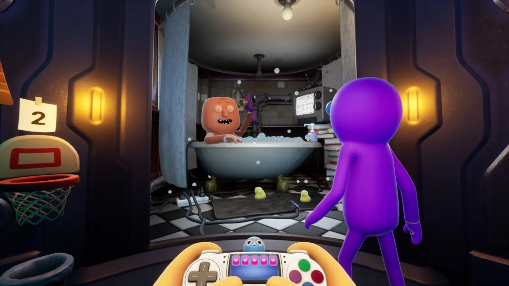 Trover saves the universe oculus quest game review