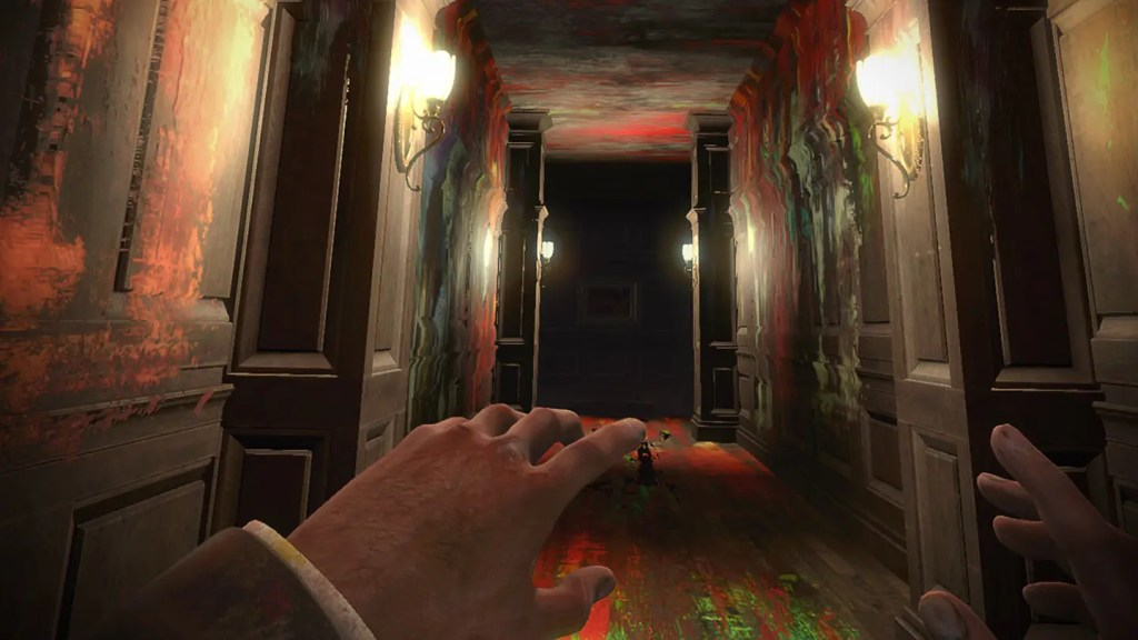 layers of fear vr oculus quest game review