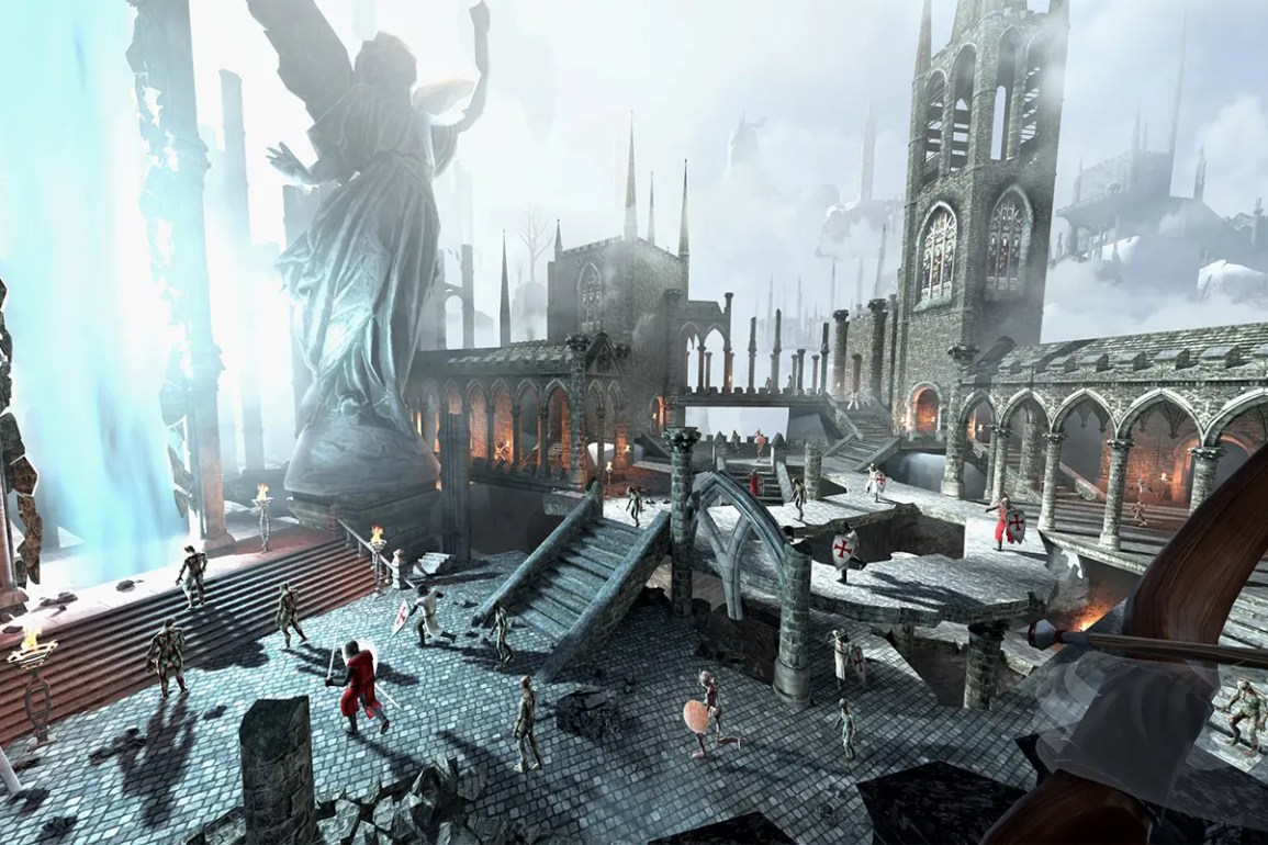 Siege of Heaven DLC Coming To In Death: Unchained 64
