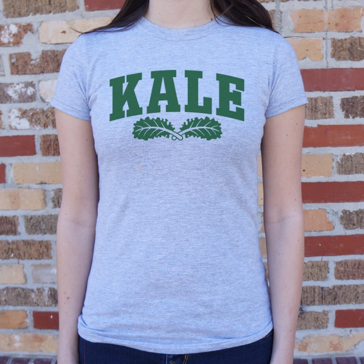 Kale T Shirt Ifornia Girls
