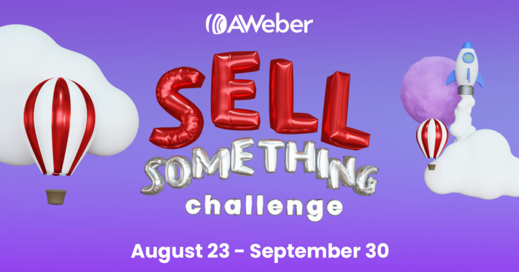 Sell Something Challenge