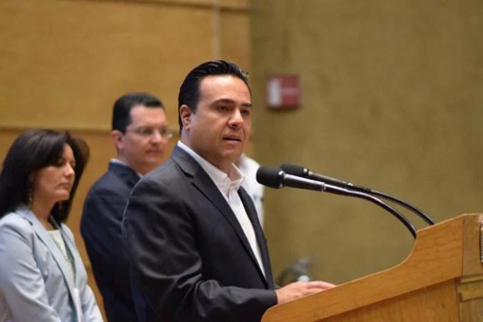 Luis Nava instruye mejoren condiciones de seguridad en ciclovías del municipio de Querétaro