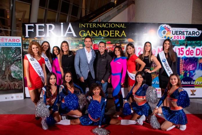 Feria Internacional Ganadera Querétaro 2019 será del 29 de noviembre al 15 de diciembre