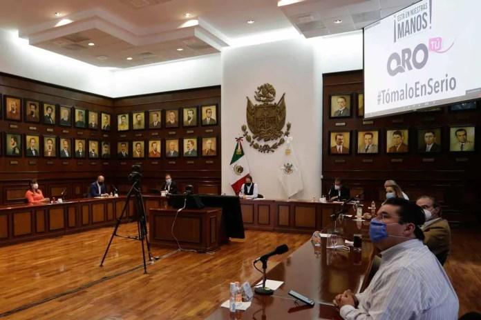Anuncia Francisco Domínguez bolsa de 540 mdp para obras de infraestructura educativa