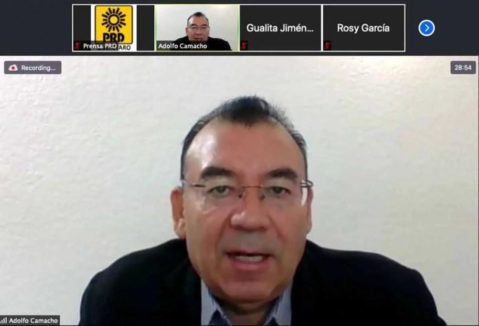 El avión presidencial y sus costos: Adolfo Camacho, PRD Querétaro