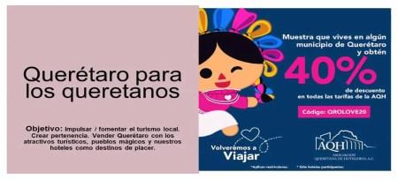 Querétaro implementa estrategias y promociones de hospedaje para fomentar el turismo local y regional