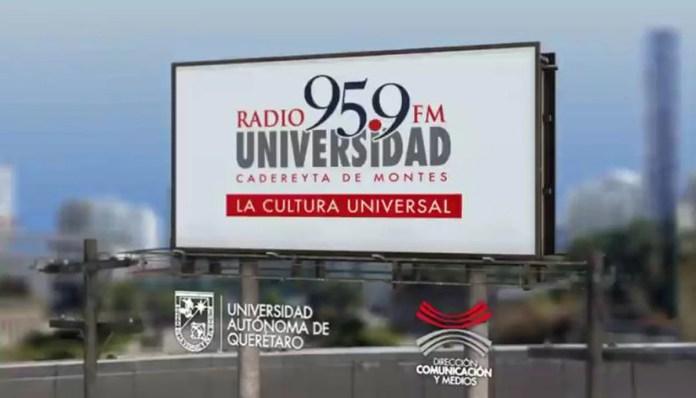 Radio UAQ amplió su frecuencia de radio y su cobertura informativa al semidesierto