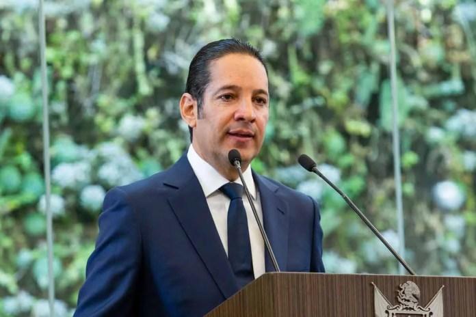 """""""Querétaro es grande, muy grande"""", gobernador, Francisco Domínguez, en su 5to. Informe"""