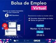Ofertan  222 plazas formales en bolsa de empleo para la zona metropolitana de Querétaro