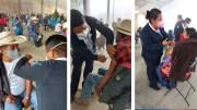 Jornada Nacional de Vacunación llegó a San Joaquín