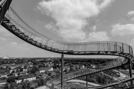 Duisburg von oben