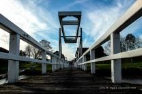 Nordfriesland: Brücke in Tönning