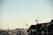 Blick auf den alten Hafen