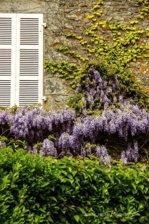 Verwunsche Gärten in der Bretagne