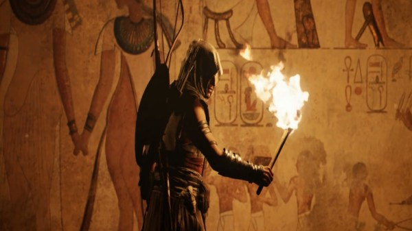 Assassins's Creed: Origins - Story-Trailer: Die Entstehung ...