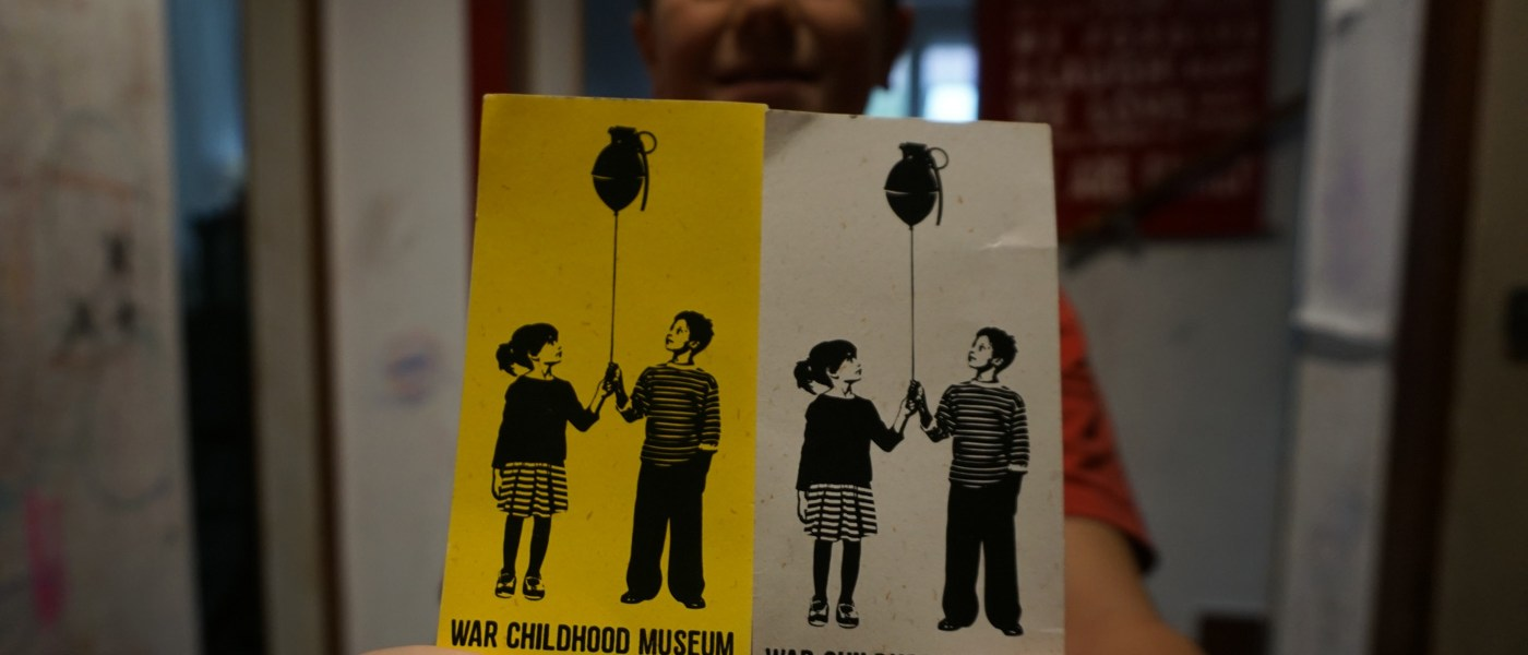 War Childhood Museum Tickets