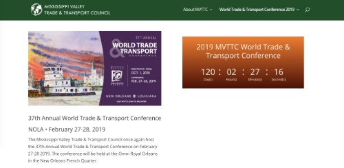 37th Annual World Trade and Transport Conference