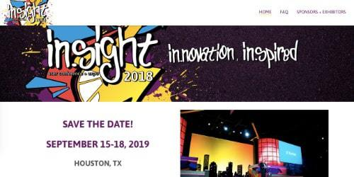 In.sight User Conference 2019
