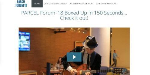 PARCEL Forum 2019