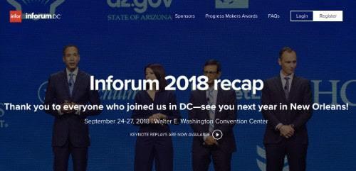 Inforum 2019