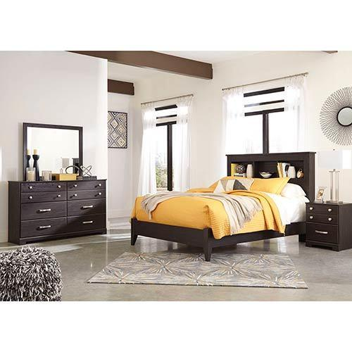 signature design by ashley reylow 6 piece queen bedroom set