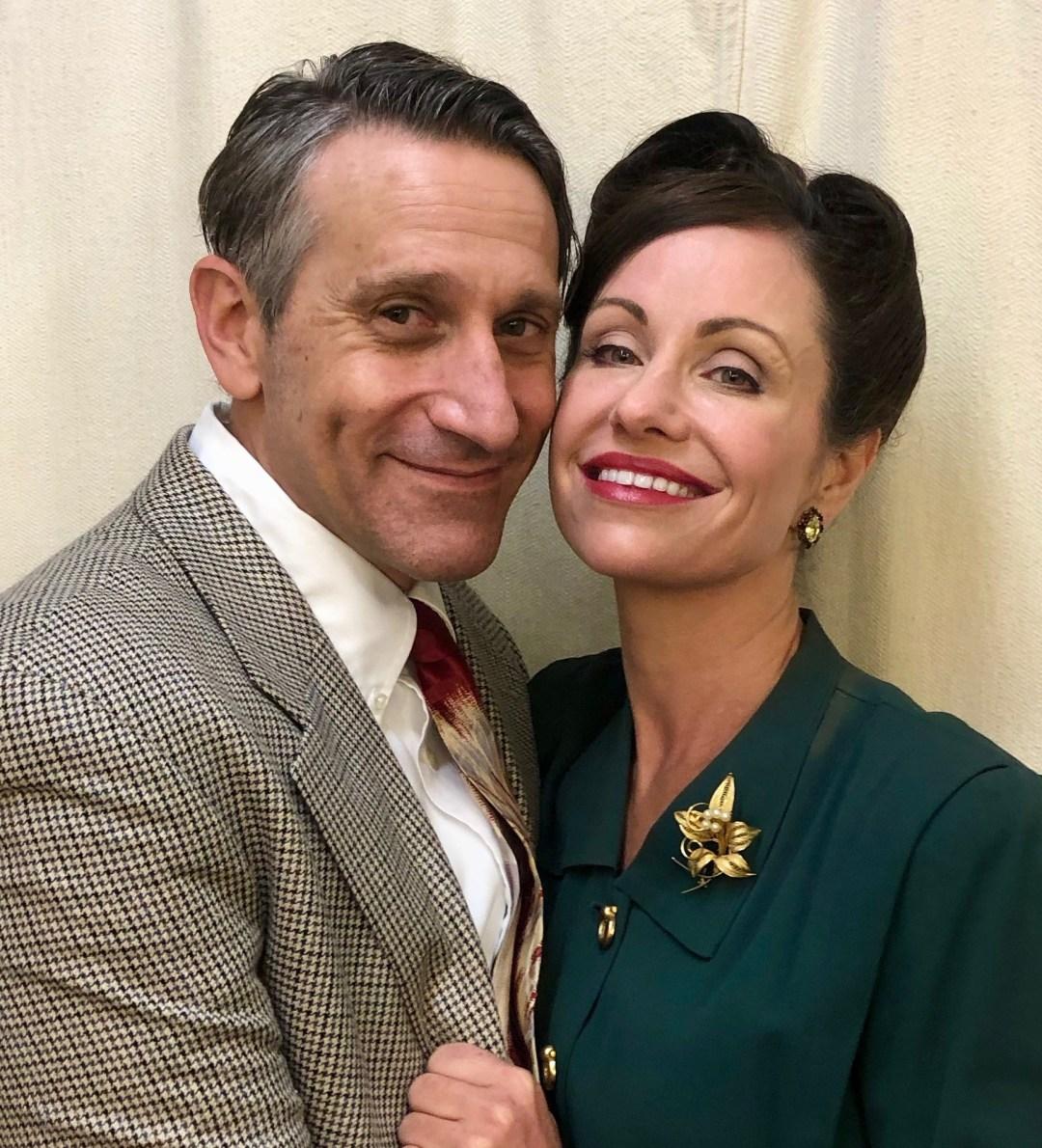 Jeff and Jennifer Cote