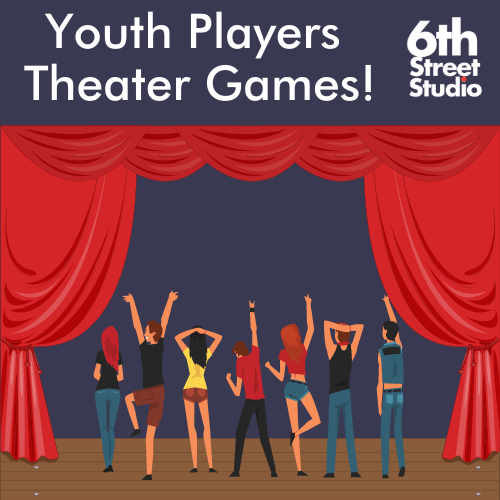 Youth Players Theater Games!