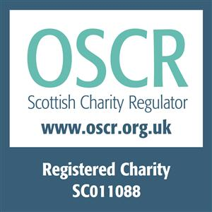 our charity registration number is SC011088