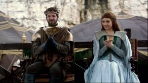 Margaery and Renly Baratheon