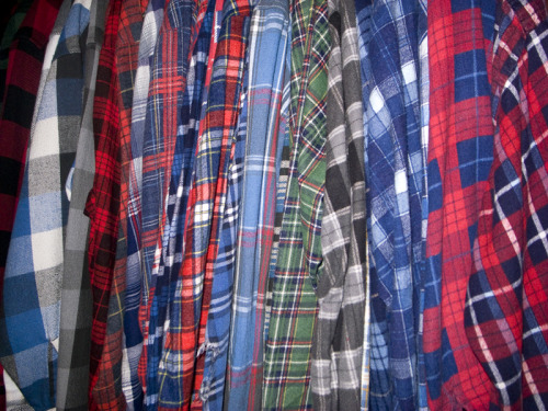 My Flannels…