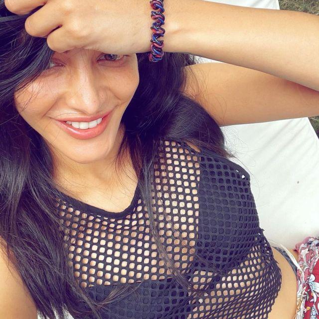 Beautiful Indian Female Celebrities Enjoy Their Maldives Vacation