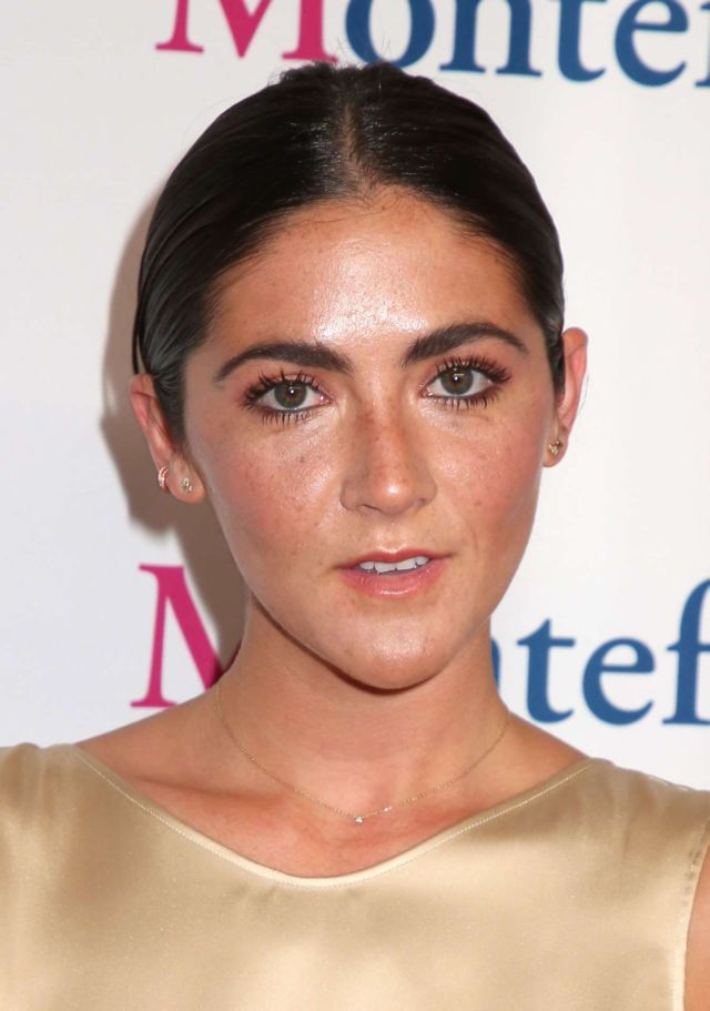 Isabelle Fuhrman Attends The Premiere Of 'The Novice' At Tribeca Festival 2021