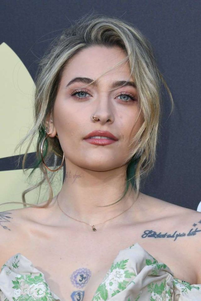Paris Jackson At CTAOP's Night Out 2021: Fast And Furious In Universal City