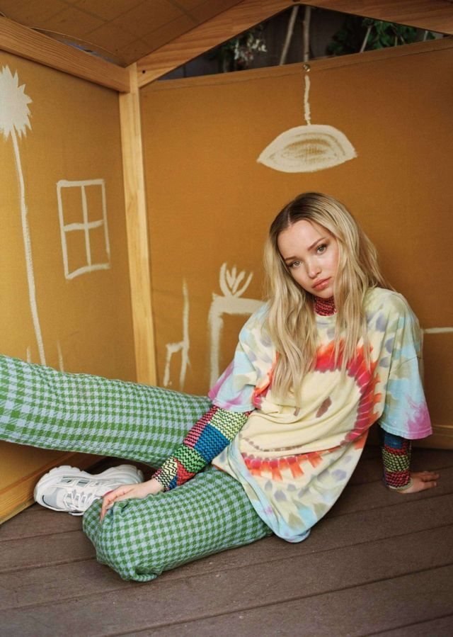 Dove Cameron Poses For Puss Puss Magazine Photoshoot 2020