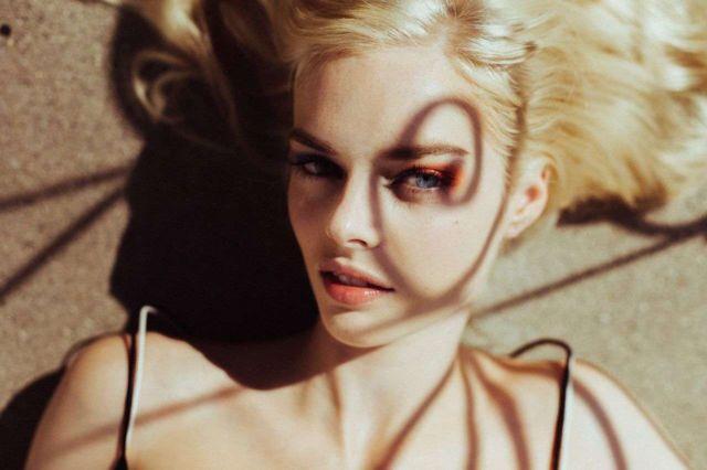 Samara Weaving Poses For InStyle Magazine Photoshoot