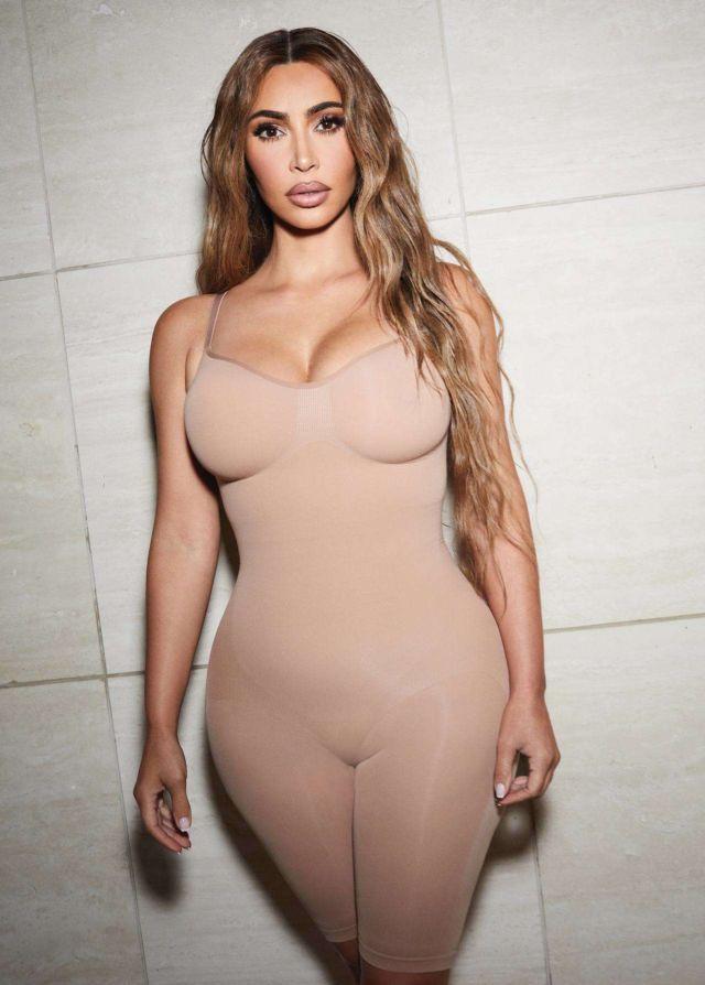 Kim Kardashian's Awesome Photoshoot For Grazia Magazine