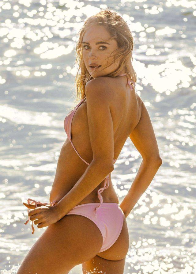 Kimberley Garner Poses For A Bikini Photoshoot In St Tropez