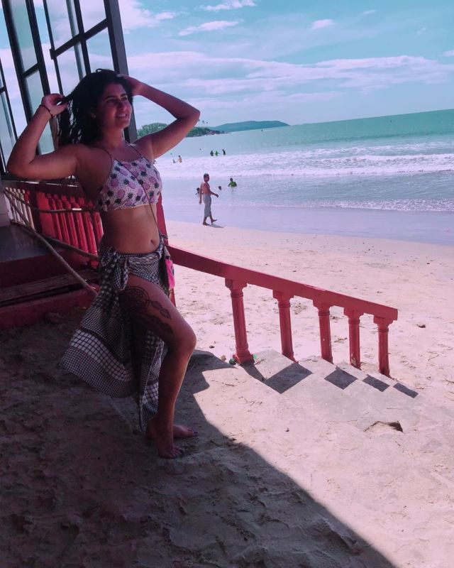 Beautiful Indian Australian Model Ashima Narwal