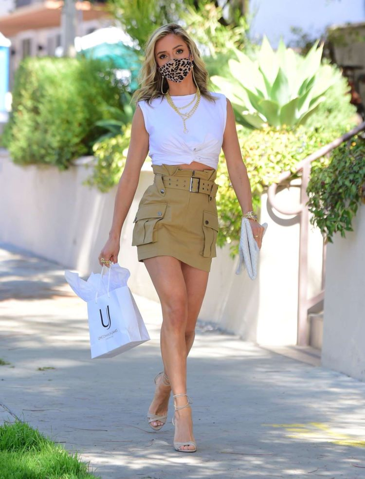 Kristin Cavallari Out And About Candids In Beverly Hills