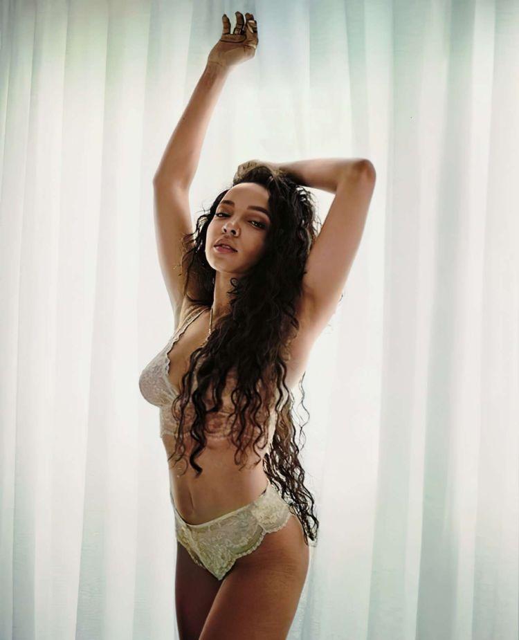 Tinashe Poses For Jorgensen Kachingwe Photoshoot For Savage X Fenty