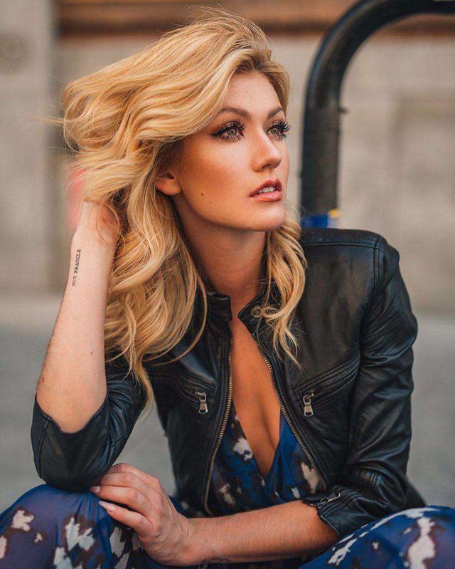 Beautiful Katherine McNamara Photoshoot By Amanda Pelkins