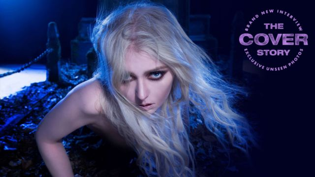 Taylor Momsen Shoots For Kerrang! Magazine 2021