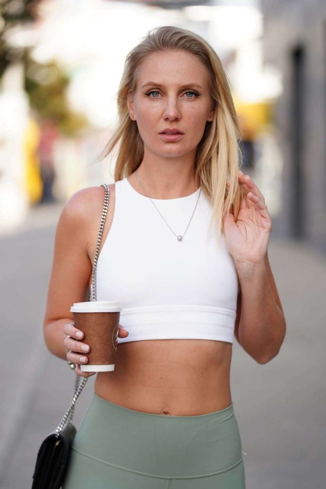 Gorgeous Anya Shevchenko Steps Out In Los Angeles