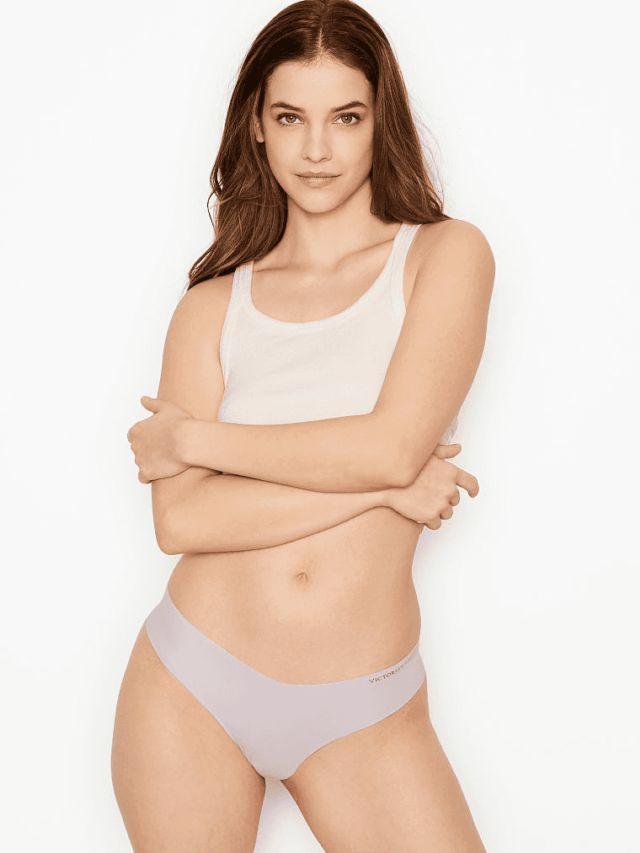 Barbara Palvin Showcasing Victoria's Secret Collection 2021