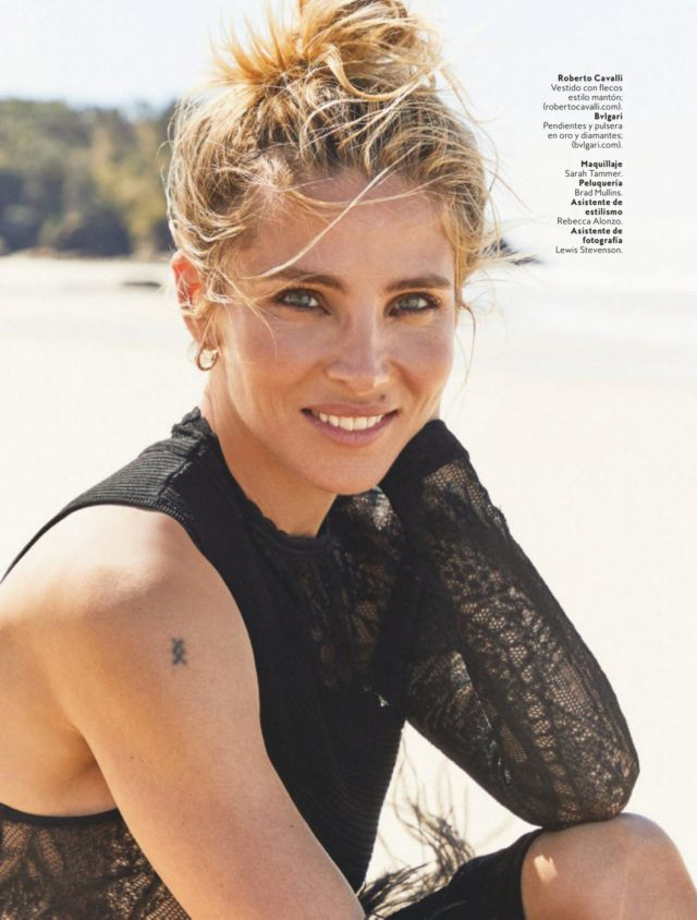 Elsa Pataky Got Featured In InStyle Magazine Spain
