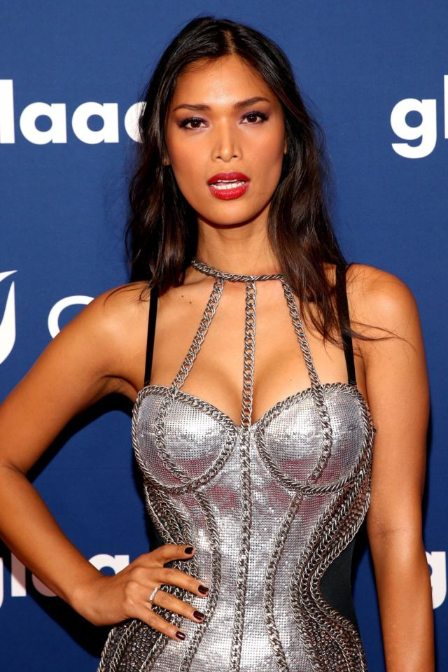 Geena Rocero Stole The Show At GLAAD Media Awards 2018